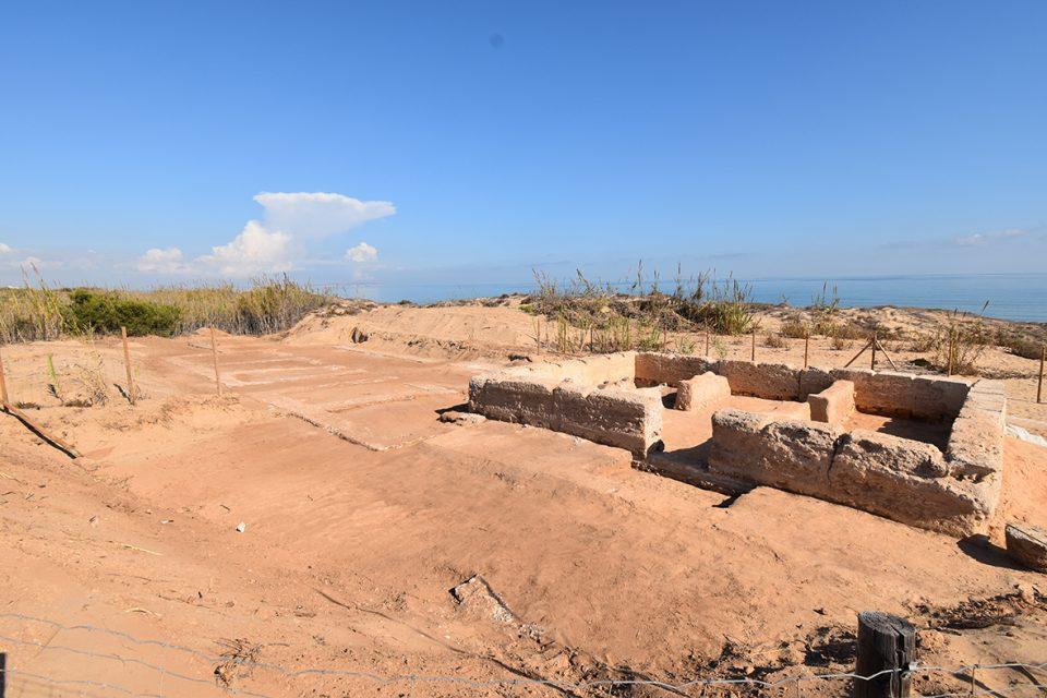 Las excavaciones en El Moncayo permiten afirmar la existencia de una villa rústica romana 6