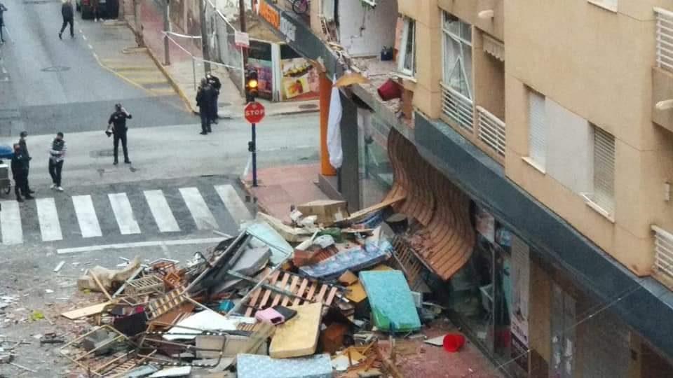 Detenido el presunto autor de la explosión de una vivienda en Torrevieja 6