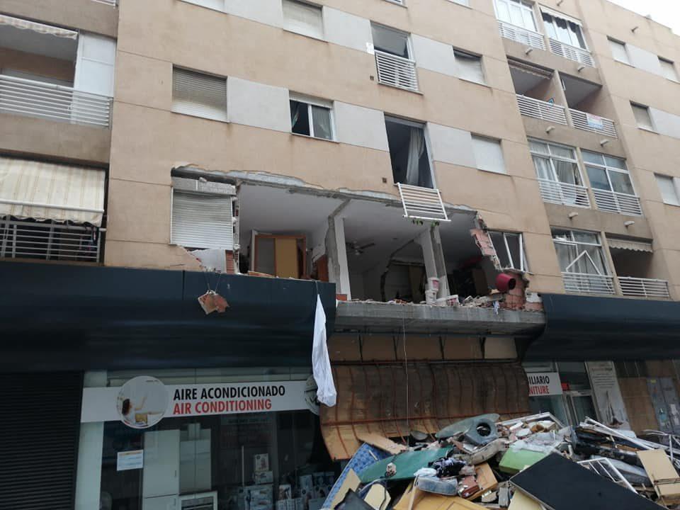Prisión provisional para el dueño de la vivienda que sufrió una explosión de gas en Torrevieja 6