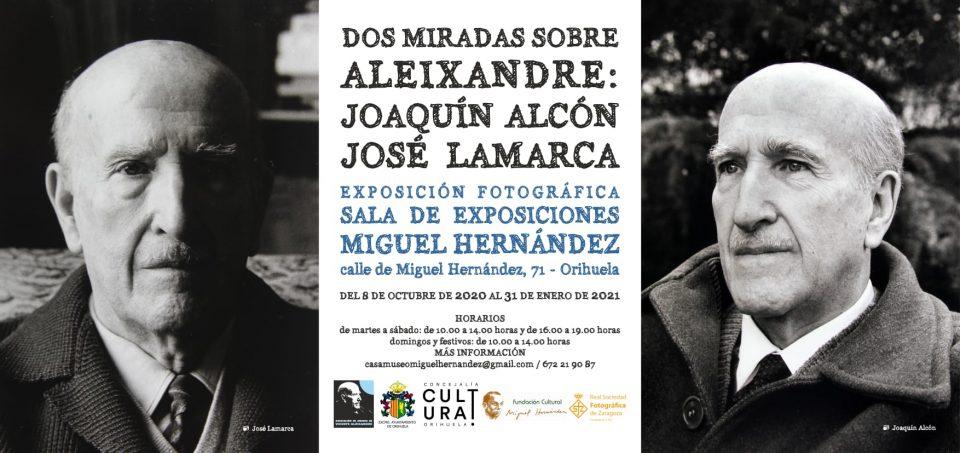 El Rincón Hernandiano acogerá una exposición fotográfica sobre Vicente Aleixandre 6
