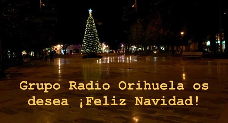 Grupo Radio Orihuela os desea feliz Navidad 6