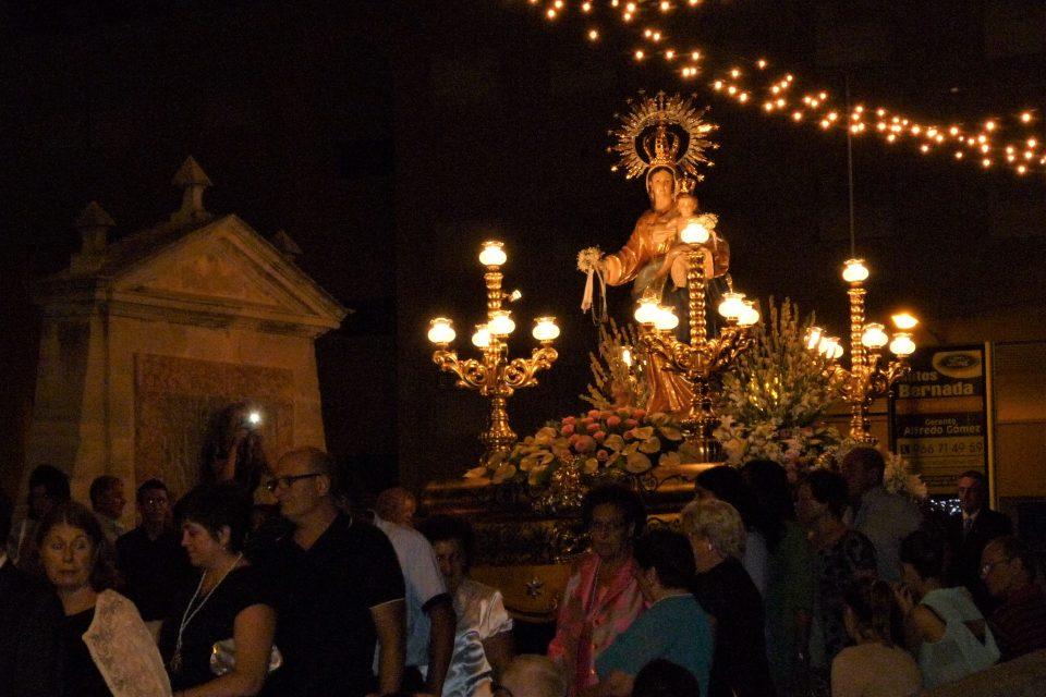 Este sábado comienzan las fiestas de la patrona de Rojales, la Virgen del Rosario 6