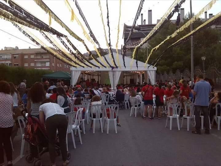 El barrio Severo Ocho de Orihuela suspende las fiestas de San Antonio 6