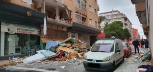 Los Bomberos de Torrevieja sospechan que la explosión de gas haya podido ser provocada 9