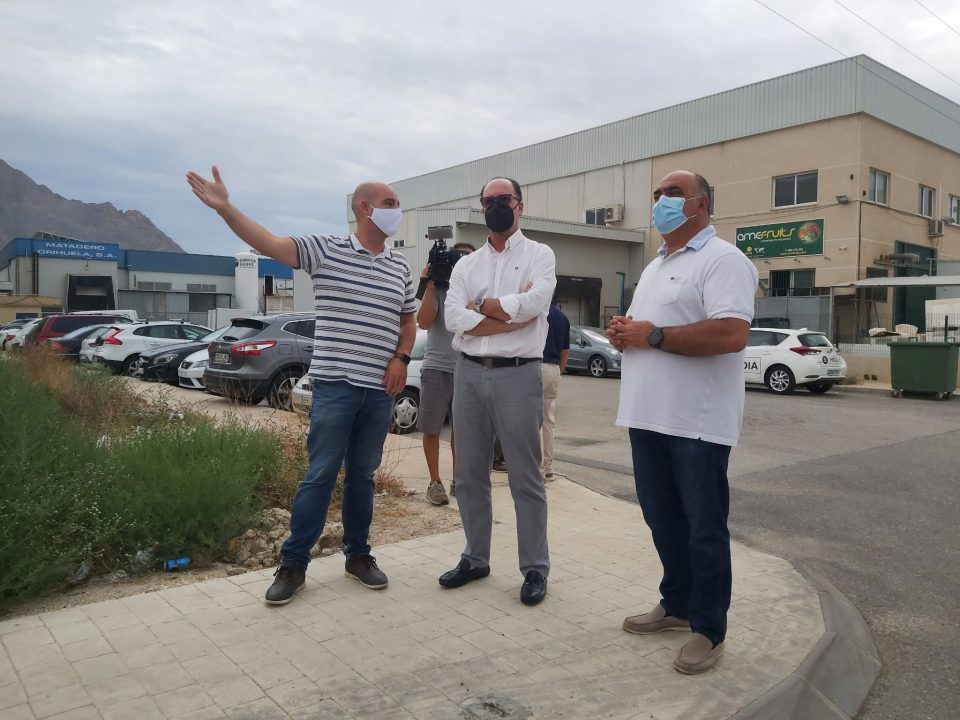 """Bascuñana: """"Seguimos teniendo el mismo miedo porque continuamos sin infraestructuras"""" 6"""