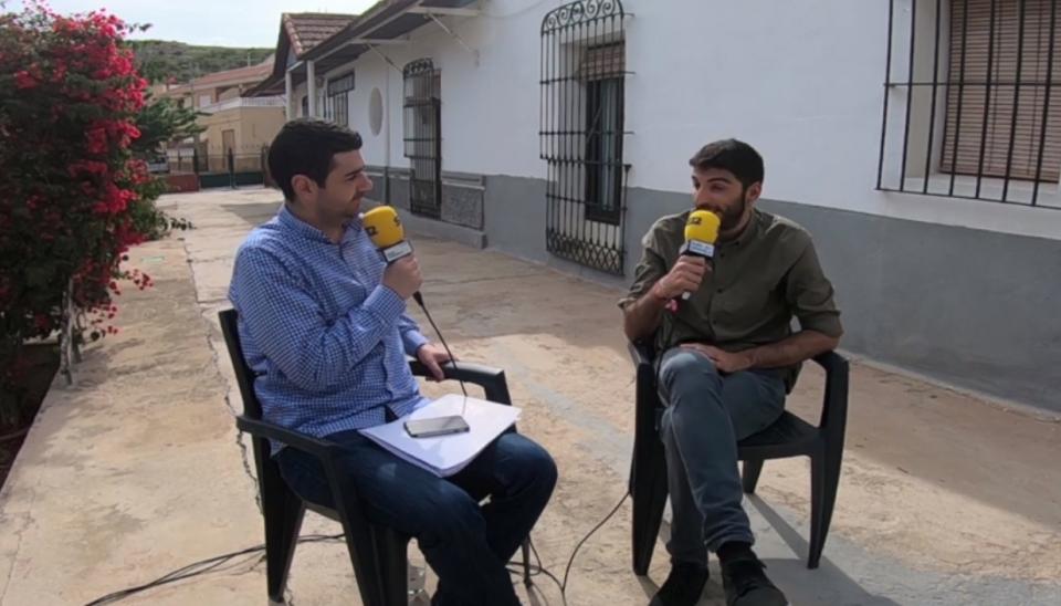 """Karlos Bernabé """"El río Segura representa las tres almas de Orihuela"""" 6"""