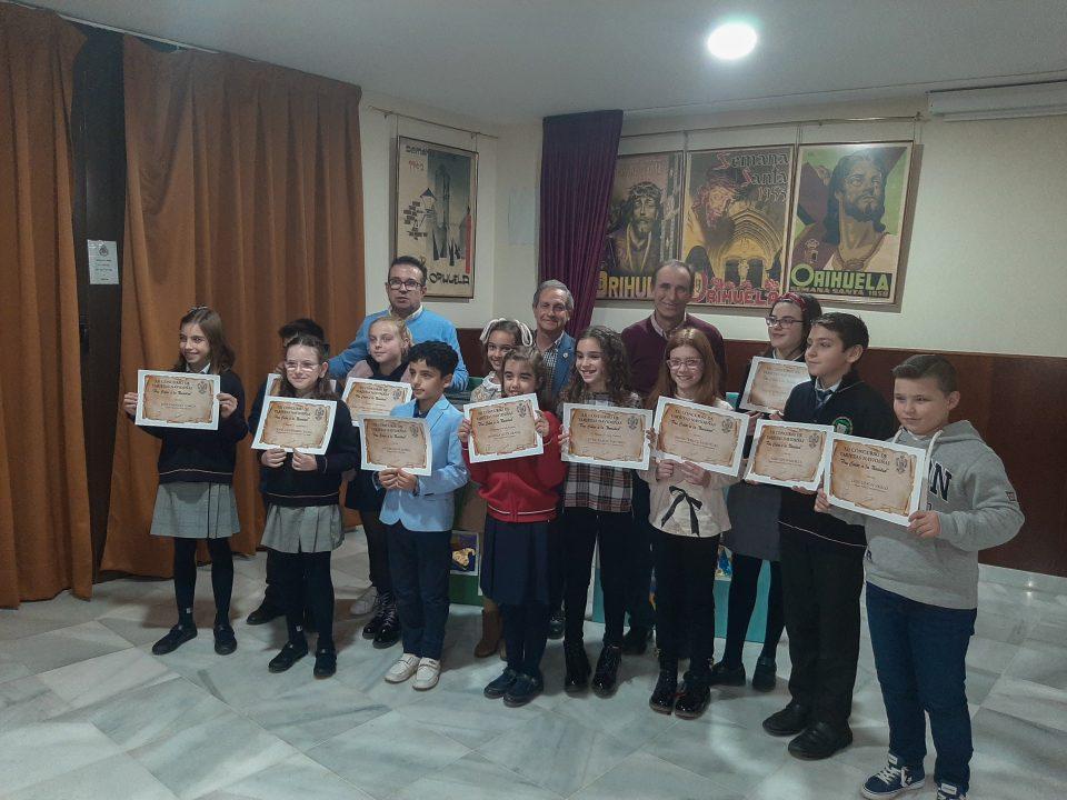 """""""El Prendimiento"""" entrega los premios del Concurso de Tarjetas Navideñas 6"""