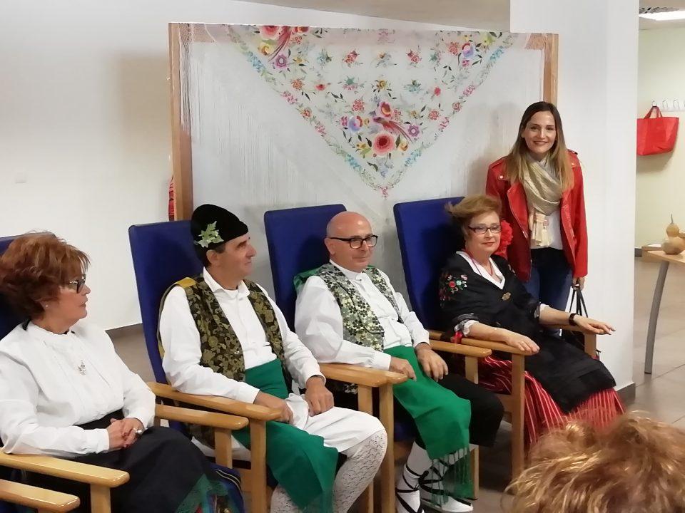Los mayores de Orihuela reciben la primavera poniendo en valor las tradiciones 6