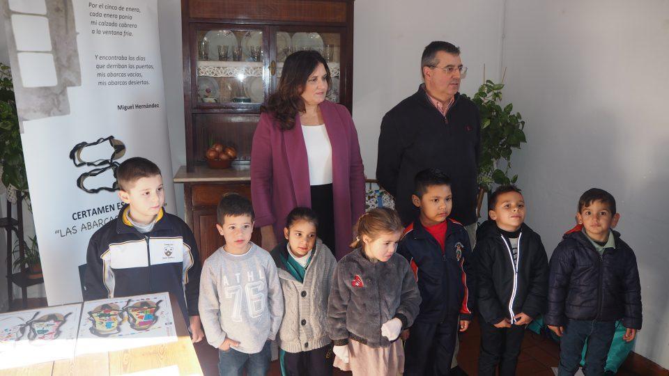 """Educación entrega los premios a los ganadores de """"Las Abarcas Desiertas"""" 6"""