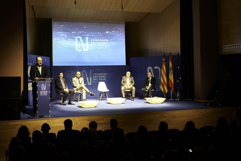 """Bascuñana: """"Orihuela tiene todo lo necesario para aportar conocimiento, investigación y desarrollo en materia de agua"""" 6"""
