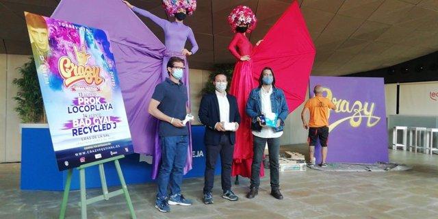 Bad Gyal, Recycled J, Locoplaya y Prok en el Crazy Urban Festival este verano en Torrevieja 6