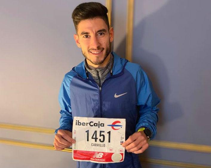 Álex García vuela en el 10k de Valencia y se codea con la élite 6