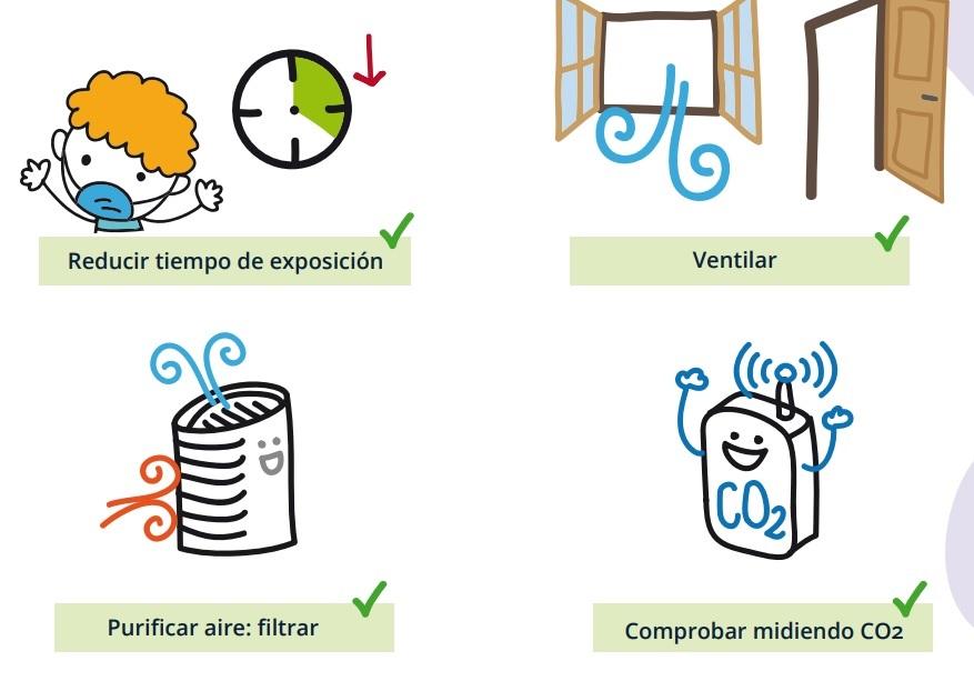 Puig anuncia el suministro de 8.000 purificadores para garantizar la adecuada ventilación de las aulas 6
