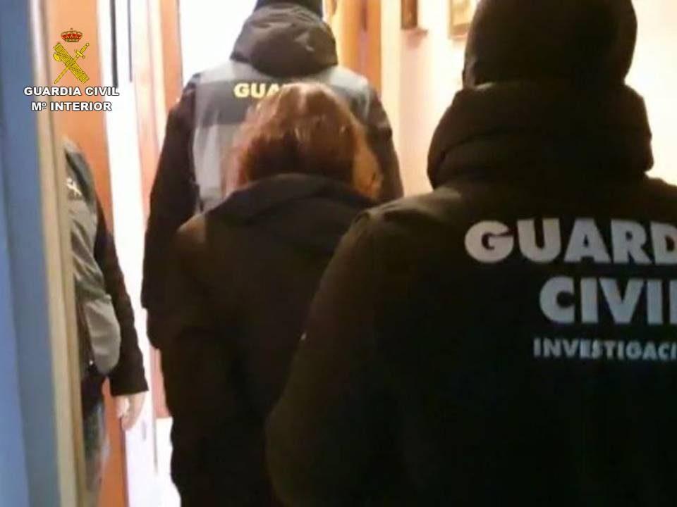 Desmantelan una narco sala en un céntrico piso de Torrevieja 6
