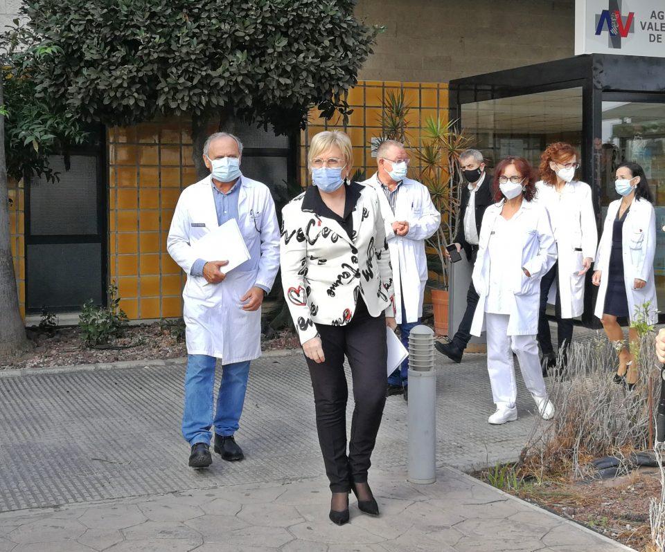 La UCI del Hospital Vega Baja de Orihuela está al 95% de ocupación 6