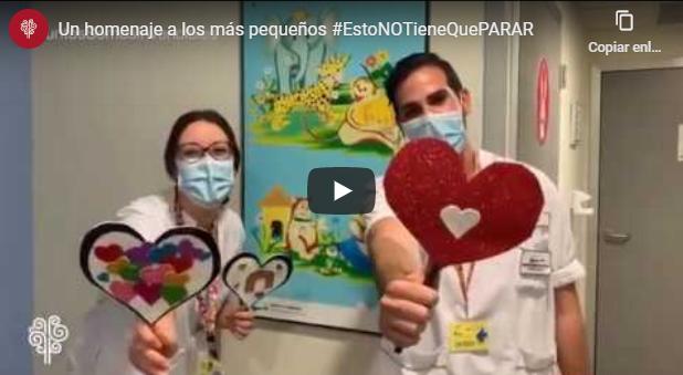 Un homenaje a los más pequeños por parte del Servicio de Pediatría del Hospital de Torrevieja 6