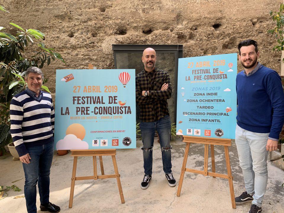 El sábado 27 de abril regresa a Orihuela el Festival de la Pre-Conquista 6