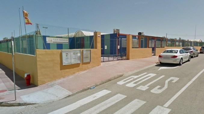 Sueña Torrevieja denuncia la paralización de las obras del colegio Amanecer 6