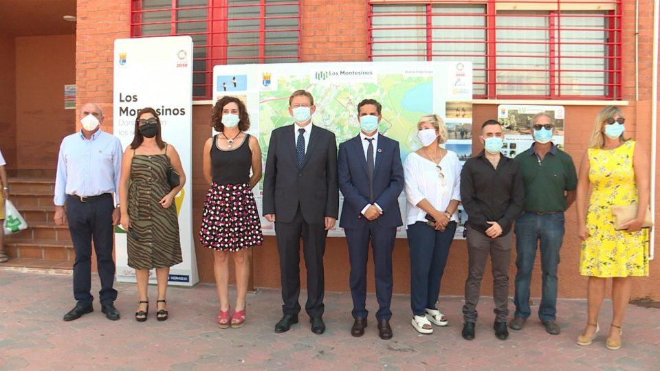 Los Montesinos conmemora el 30 aniversario de su independencia 6