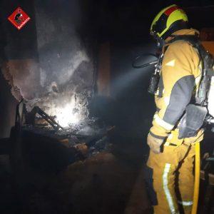Dos incendios en Torrevieja y Almoradí 7