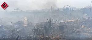 Una familia lo pierde todo tras el incendio de su casa en Catral 7