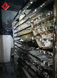 Un incendio calcina una panadería de Almoradí 8