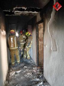 Dos incendios en Torrevieja y Almoradí 10