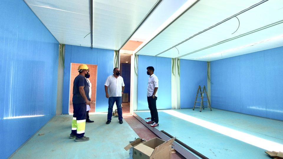 Las instalaciones educativas de Orihuela se ponen a punto para la 'vuelta al cole' 6