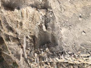El MARQ recupera el yacimiento de la cultura argárica en las Laderas del Castillo de Callosa 7