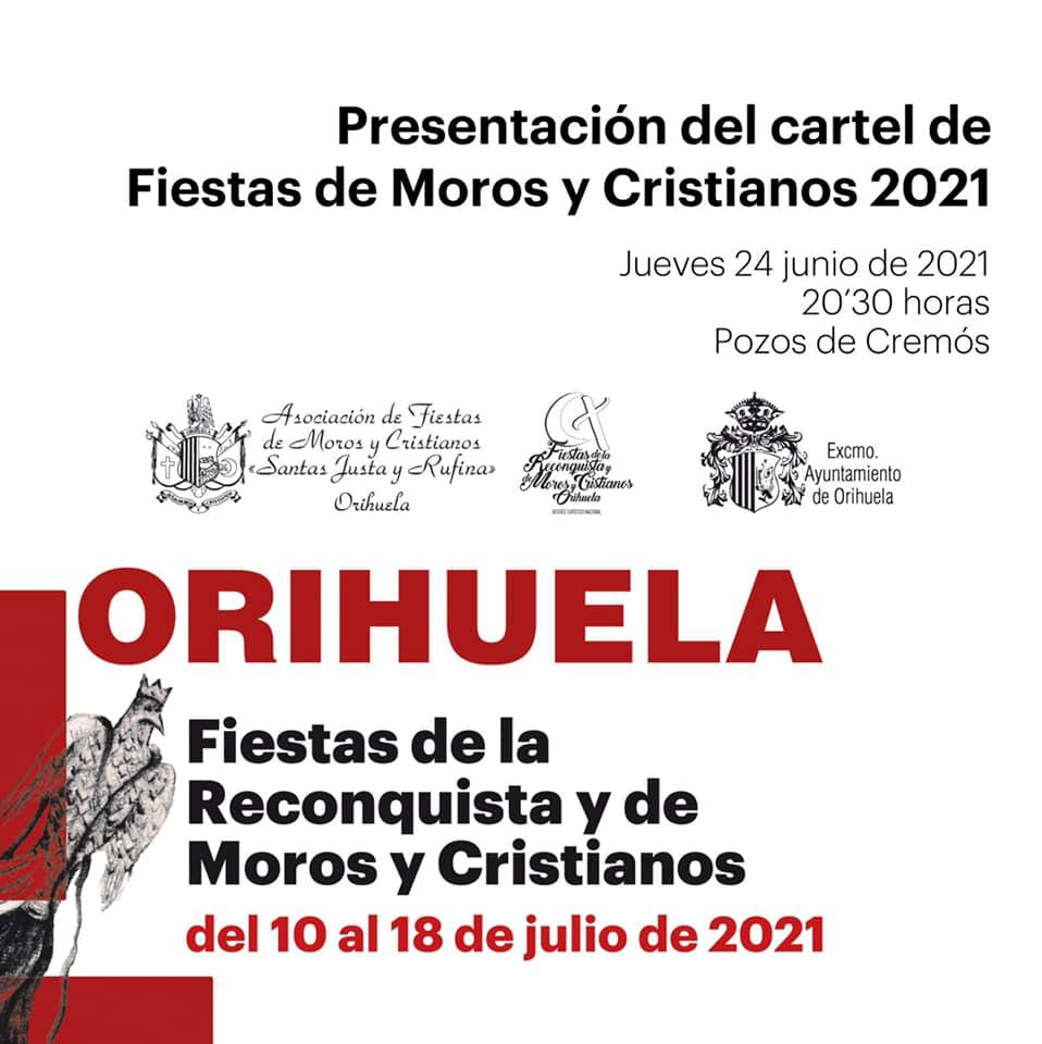 """Los Moros y Cristianos de Orihuela presentan este jueves su cartel de Fiestas """"atípicas"""" 6"""
