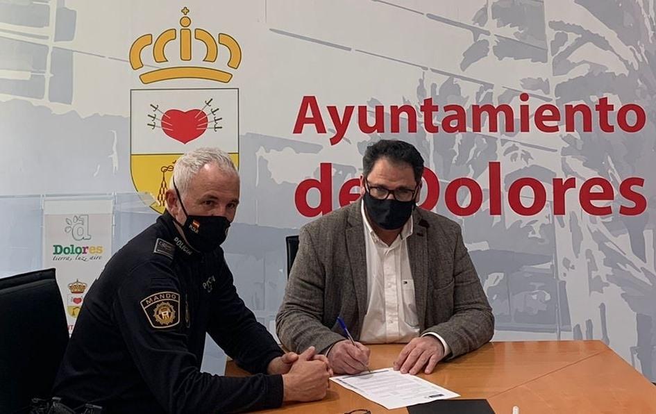 Pedro Lozano, nuevo jefe de la Policía Local de Dolores 6
