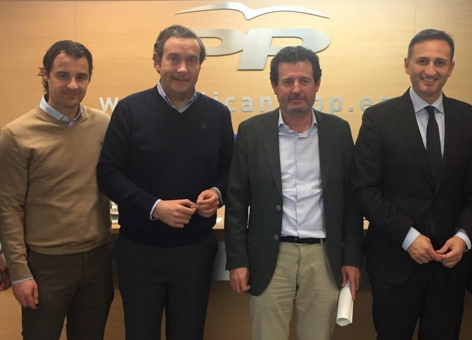 Tres representantes de la Vega Baja en el Comité de Campaña del PP 6