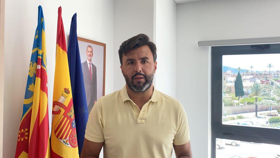José Aix ha sido elegido miembro del Consejo General de Ciudadanos 6