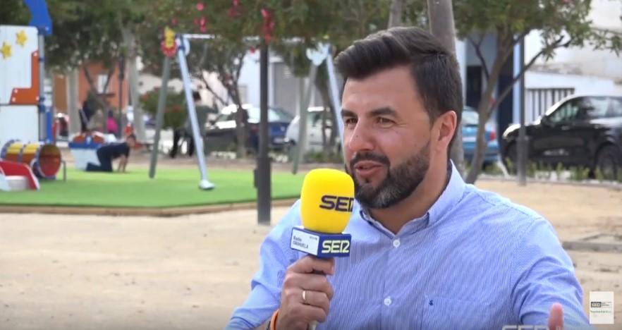 """José Aix (Ciudadanos): """"Tenemos buenas y nuevas ideas para Orihuela"""" 6"""