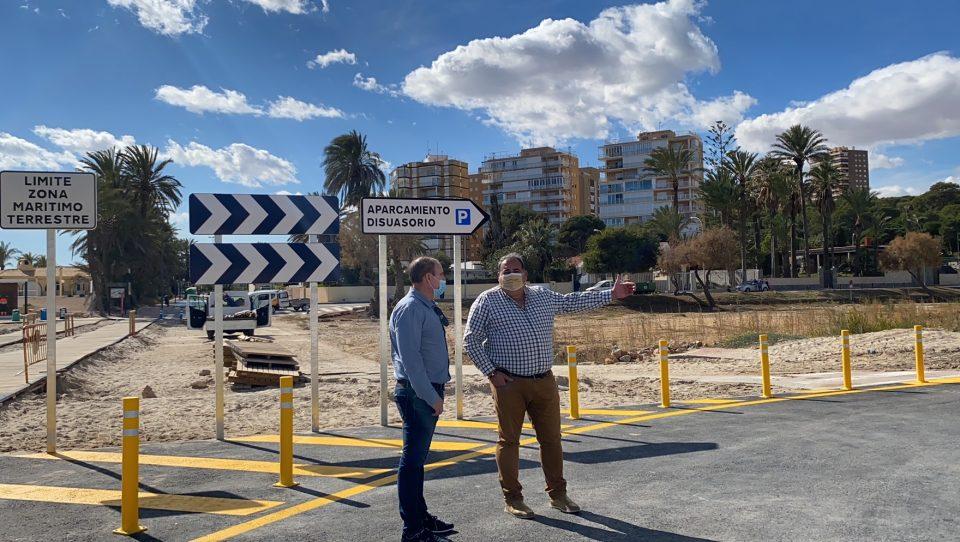 Abren el paseo de La Glea tras las obras de reparación de los daños de la DANA 6