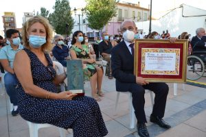 Rojales recibe el premio ´Esteban Bernal Velasco´ del Festival Internacional del Cante de las Minas 7