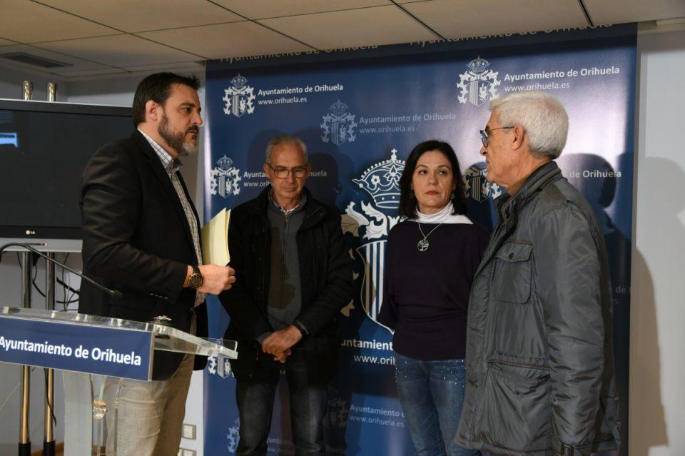 Orihuela y UMH trabajarán juntos para mejorar la gestión de las zonas verdes 6
