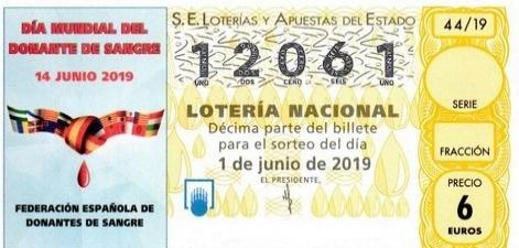 Almoradí y Cox venden el 1º y 2º Premio de la Lotería Nacional 6
