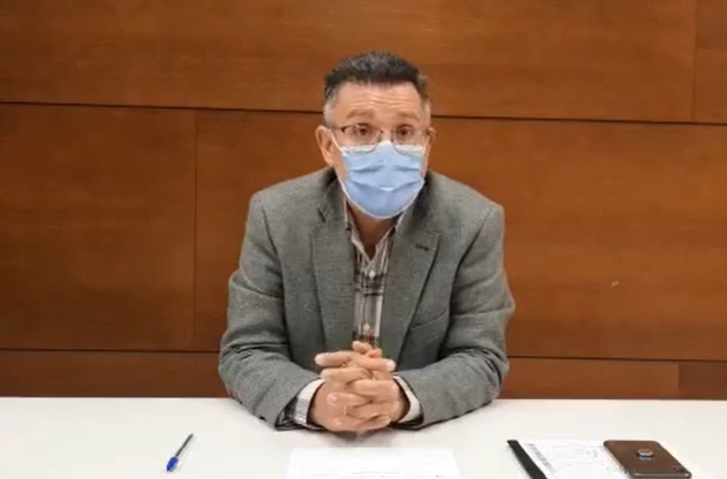 Pineda defiende la inversión del Consell en la Vega Baja frente a las críticas del PP 6