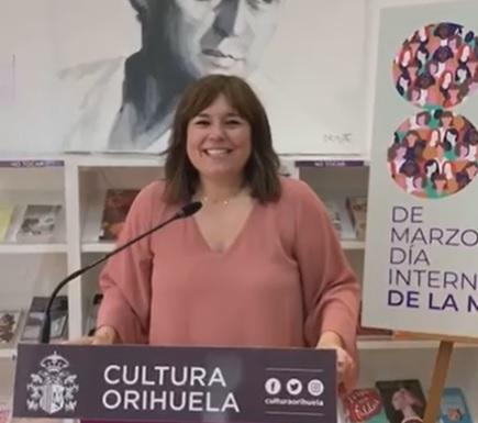 Cultura Orihuela conmemora el 8M visibilizando el papel de la mujer en las artes y las ciencias 6