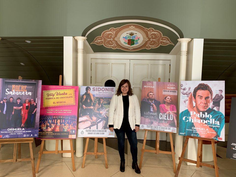 El Teatro Circo de Orihuela acogerá a artistas de talla mundial 6