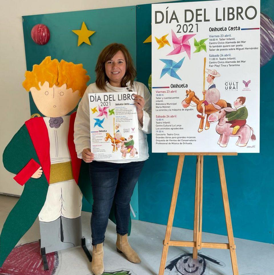 Un concierto sobre obras literarias, entre las variadas actividades por el Día del Libro en Orihuela 6