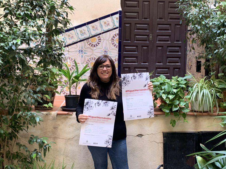 Los mejores tuiteros de la poesía contemporánea en Orihuela 6