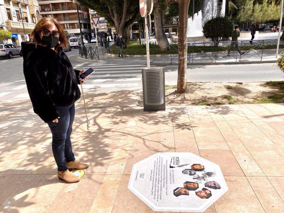Un paseo por la poesía española por las calles de Orihuela 6