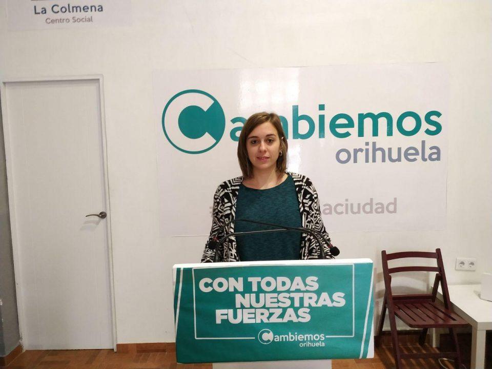 Cambiemos Orihuela recuerda la apertura del plazo de ayudas al alquiler 6