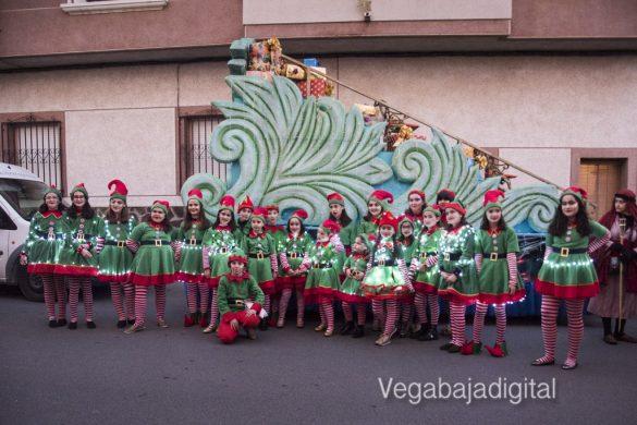 Los Reyes Magos llenan de ilusión Benejúzar 16