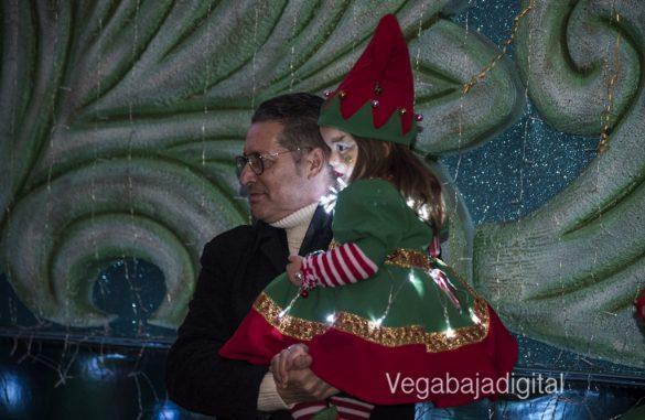 Los Reyes Magos llenan de ilusión Benejúzar 17