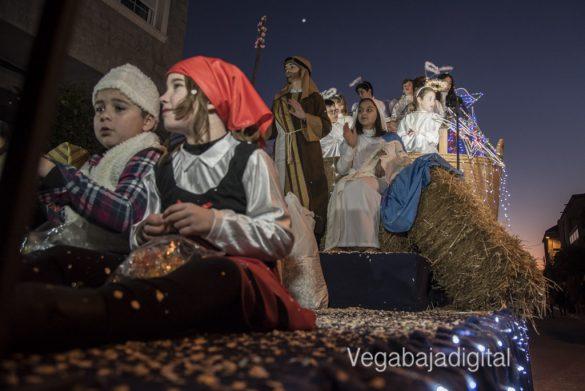Los Reyes Magos llenan de ilusión Benejúzar 23