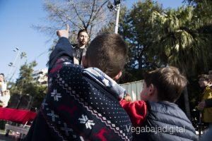 Los niños se adelantan a las campanadas en Orihuela 60