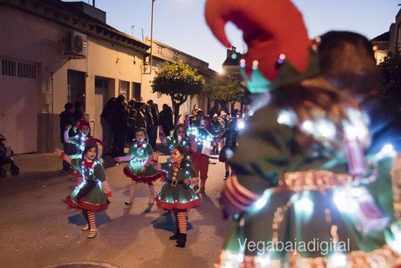 Los Reyes Magos llenan de ilusión Benejúzar 29